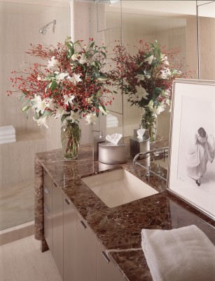 Modern Contemporary Bathroom Design - Chicago