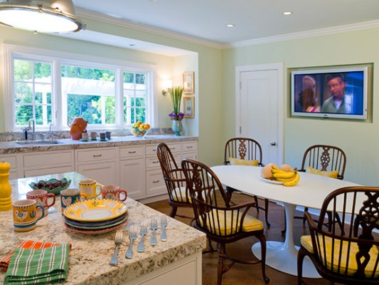 Traditional Kitchen Interior Architecture Chicago