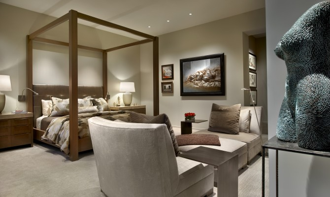 Contemporary Interior Design - North Shore Chicago