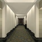 Interior Architecture - Corridors