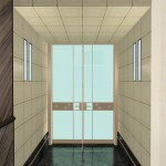 Interior Architecture - Corridor Design