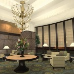 600 E. Huron - Formal Lobby Design